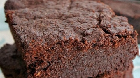 BROWNIES AVOCADO E CIOCCOLATO