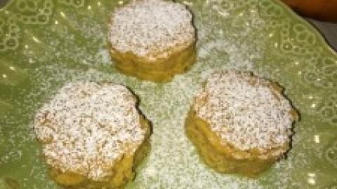 TORTA DI ZUCCA & RICOTTA GLUTENFREE