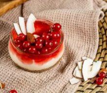 HEALTHY CHEESE-CAKE AL CUCCHIAIO